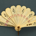 Miniature Brisé Fan; c.1850; LDFAN2010.102
