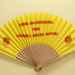 Advertising fan for Spanish Air Conditioning; LDFAN2003.446