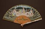 Folding Fan; c. 1950; LDFAN2003.130.Y