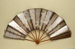 Folding Fan; c. 1890; LDFAN2006.32