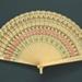 Brisé Fan; c. 1920s; LDFAN2011.132