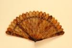 Horn Brisé Fan; c.1820; LDFAN2006.92