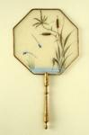 Fixed Fan; c.1890; LDFAN2003.44.Y.B