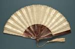 Folding Fan; c. 1870-80; LDFAN2003.188.Y