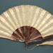 Folding Fan; c. 1900; LDFAN2003.188.Y