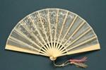 Folding Fan; 1920s; LDFAN2003.283.Y