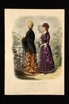 Fashion Plate; Anais Toudouze; 1878; LDFAN1990.96