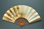 Folding Fan; c. 1890-1900; LDFAN2003.342.Y