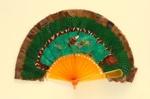 Fontange Feather Fan; c. 1920; LDFAN1996.11