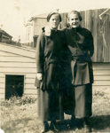 May Jackson and another Salvation Army officer; unknown; 1920s; GM-KC-0002.A