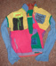 Reversible jacket; c.1980; GM-KC-0023.B