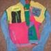 Reversible jacket; c.1980; GM-KC-0023.B