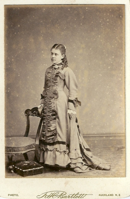Elizabeth Mary (Lily) Fail; unknown; c1870s; GM-KC-0009.A