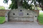 Rifle Brigade Memorial Seat; Mr Dix; 1938