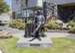 John Ballance statue; Chris Elliott; 2009