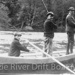 Prince Helfrich at 16 with family friend & Ben Helfrich. 1926; Copyright Dave Helfrich; McKenzie River-Dave Helfrich-065