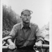 Prince Helfrich on Rogue in September 1947; Copyright Dave Helfrich; McKenzie River-Dave Helfrich-074