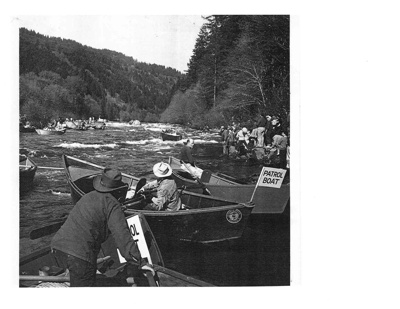 White Water Parade Patrol Boat; Montgomery Collection; 1948; 10001