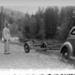 Prince Helfrich at the site of the future Goodpasture Bridge; Copyright Dave Helfrich; McKenzie River-Dave Helfrich-057