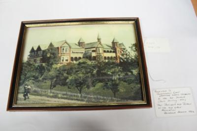 Photo of Rockhampton Girls Grammar School  (Paterson House); est. 1908; RGGS 2014/74