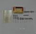 Syringe set; 2005.0032