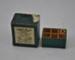 Agent Stovaine Stovaine Billon; May and Baker Ltd, Ampoule: Made at Dagenham.  Box of Stovaine Billon, Battersea, London SW11; 1995.026