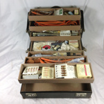 Portable Anaesthetists Kit; c. 1960; 1998.140