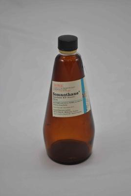 Somothane (Empty Bottle)