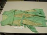 Green Dress; circa 1920s; R16859