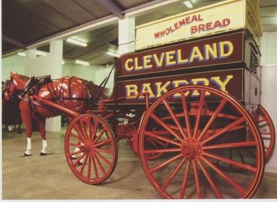 Baker's Cart; Ramsay, Mr GW; R00580