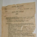 Cleveland Shire Council,ordinary monthly meeting agenda and Finance Committee's report, 9th November, 1926; Cleveland Shire Council; L3181