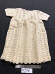 Babies dress- wool; R17081