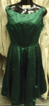 Evening dress & reticule; Marie Whitman; Circa 1960s; R16702