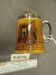 Mug, Lord Nelson Pottery; Elijah Cotton Ltd.; 1885-1981; R16714