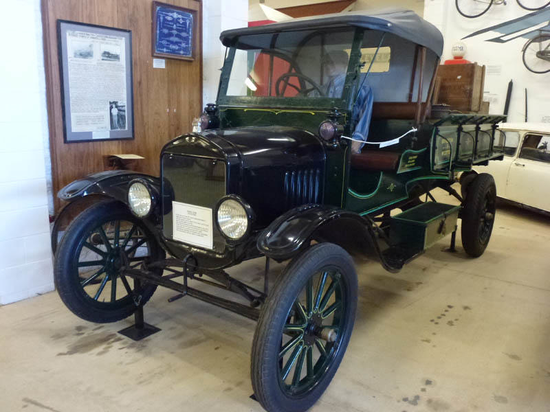 Motor car ford model t ford motor co r00653 for Ford motor company museum