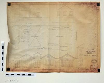 New Fire Station, Wolverton; 31.05.1911; MILSH:2014.1.393