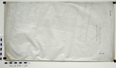 Plan of Wolverton - Section 7 ; 1916; MILSH:2014.1.529