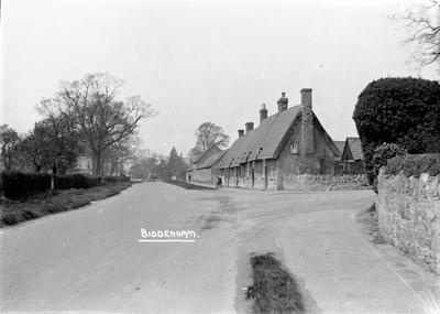 Biddenham, Bedfordshire; Kitchener, Maurice; 1925 to 1936; KIT/2/126