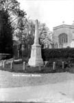 Newton Longville war memorial