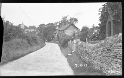 Turvey, Bedfordshire; Kitchener, Maurice; 1925 to 1936; KIT/28/1595