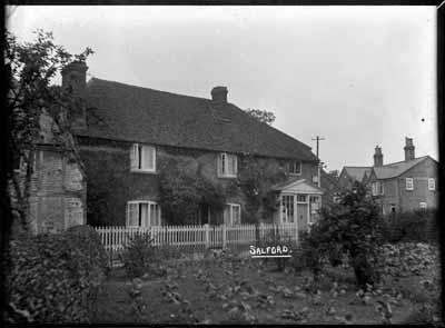 Salford, Bedfordshire; Kitchener, Maurice; 1925 to 1936; KIT/24/1359