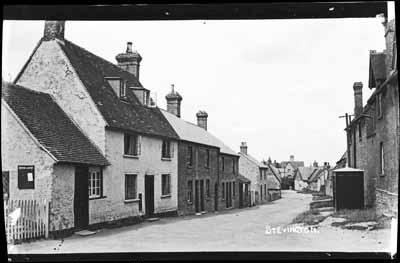 Stevington, Bedfordshire; Kitchener, Maurice; 1925 to 1936; KIT/25/1433