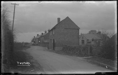 Twyford, Buckinghamshire; Kitchener, Maurice; 1925 to 1936; KIT/28/1611
