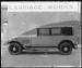 Sunbeam 4-Door All-Weather car; Kitchener, Maurice; 1929; KIT/34/662
