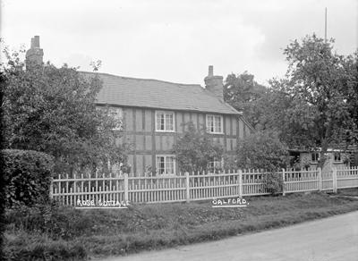 Rose Cottage, Salford; Kitchener, Maurice; 1925 to 1936; KIT/24/1349
