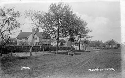 Oving, Recreation Ground.; Kitchener, Maurice; 1925 to 1936; KIT/21/1230