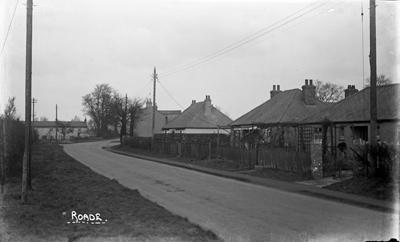 Roade, Northamptonshire; Kitchener, Maurice; 1925 to 1936; KIT/23/1337