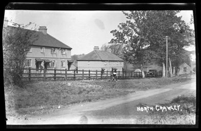 Unidentified houses in North Crawley; Kitchener, Maurice; 1925 to 1936; KIT/19/1135