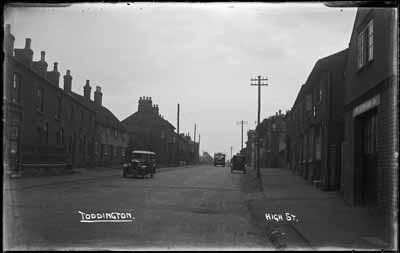 High Street, Toddington; Kitchener, Maurice; 1925 to 1936; KIT/28/1572