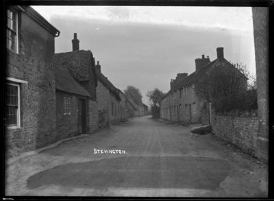 Stevington, Bedfordshire; Kitchener, Maurice; 1925 to 1936; KIT/25/1439